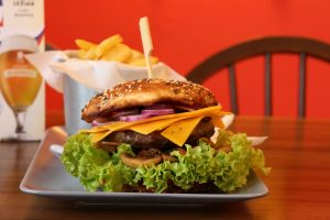 deer daniels burger